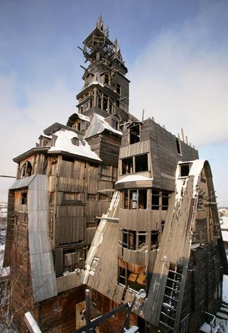 Дом в Архангельске (62 kb)