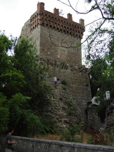 Взбирался на Башню Константина (127 kb)