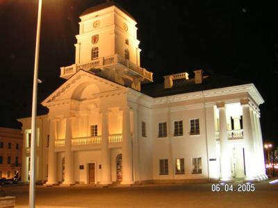 Городская ратуша (96 kb)